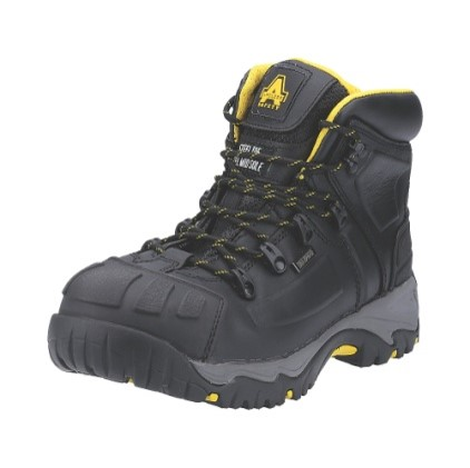 Amblers AS803 WIDE FIT SAFETY BOOT